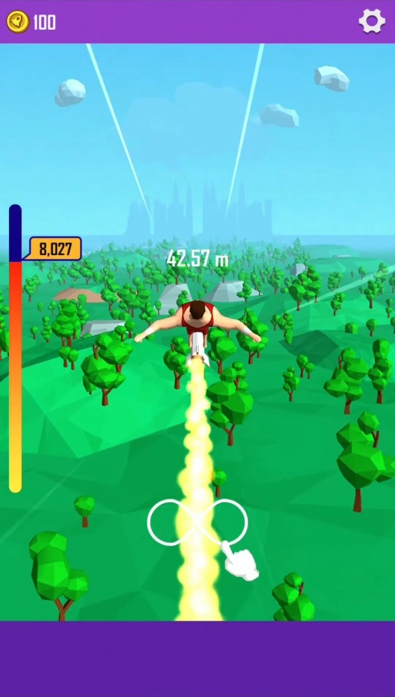 Buddy Missile Android Game Image 3
