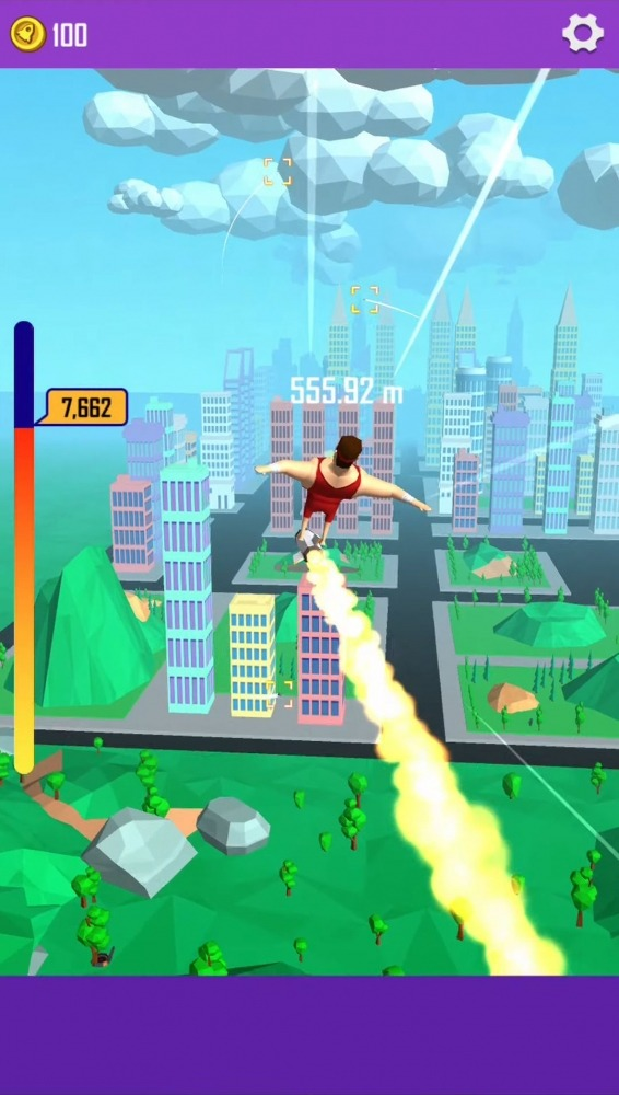 Buddy Missile Android Game Image 4
