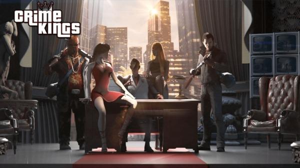 Crime Kings: Mafia City Android Game Image 1