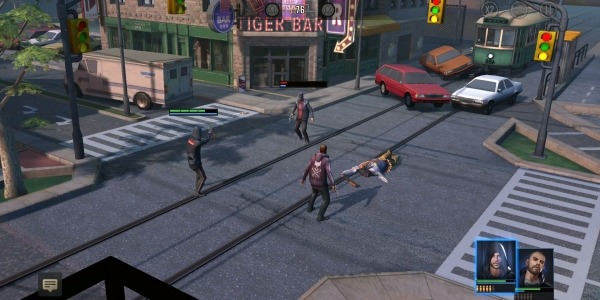Crime Kings: Mafia City Android Game Image 2
