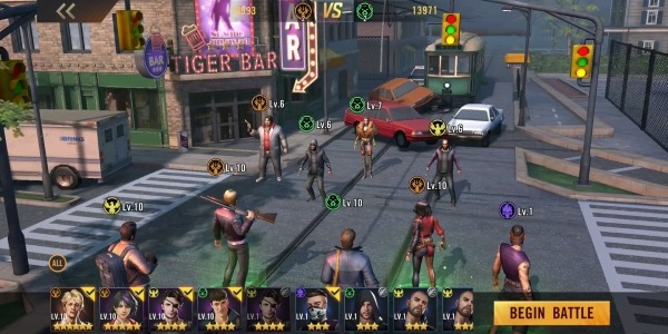 Crime Kings: Mafia City Android Game Image 3