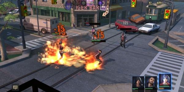 Crime Kings: Mafia City Android Game Image 4