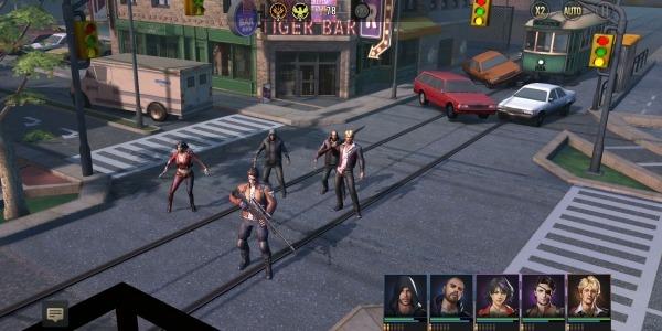Crime Kings: Mafia City Android Game Image 5