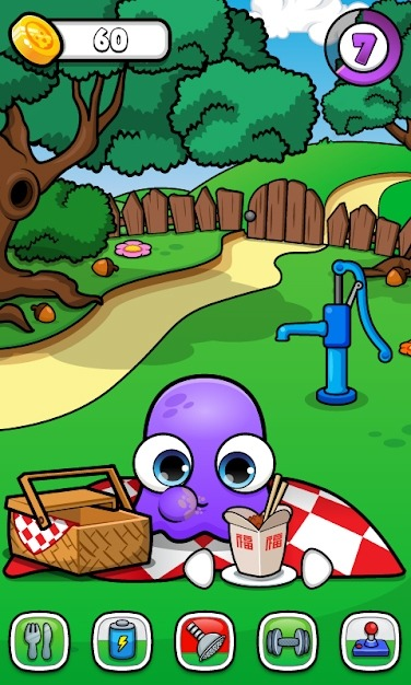 Moy 7 The Virtual Pet Game Android Game Image 1
