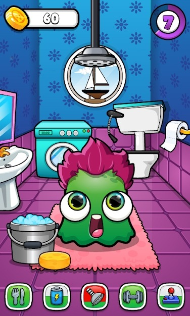 Moy 7 The Virtual Pet Game Android Game Image 3
