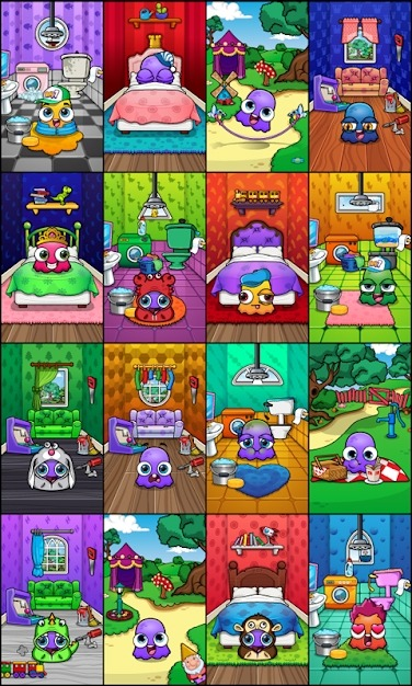 Moy 7 The Virtual Pet Game Android Game Image 4
