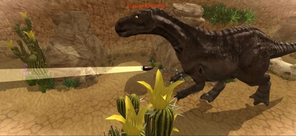 Dino Hunter King Android Game Image 2