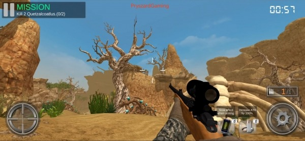 Dino Hunter King Android Game Image 3