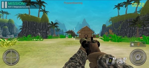 Dino Hunter King Android Game Image 4