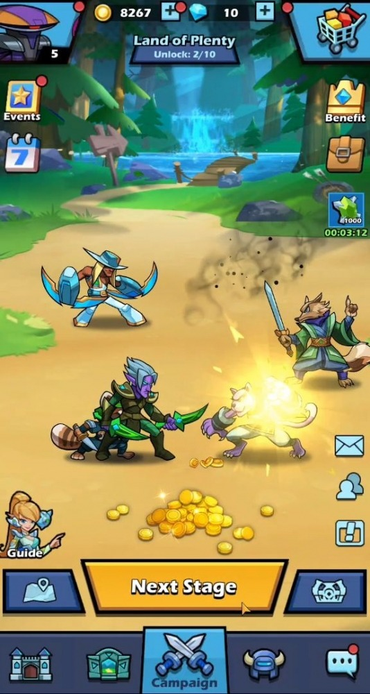 Idle Agents: Evolved Android Game Image 2