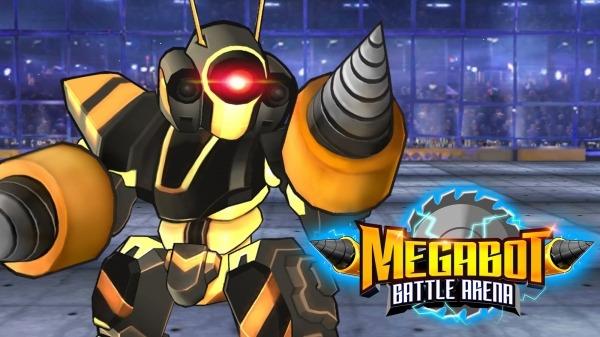 Megabot Battle Arena: Build Fighter Robot Android Game Image 1