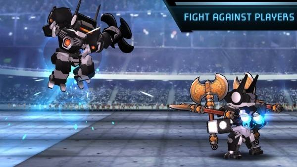 Megabot Battle Arena: Build Fighter Robot Android Game Image 4