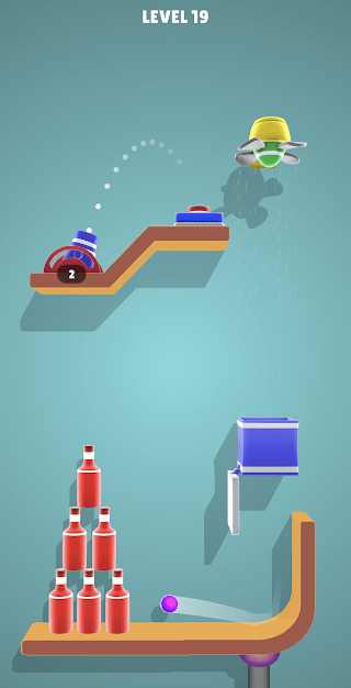 Bottle Smash! Android Game Image 1