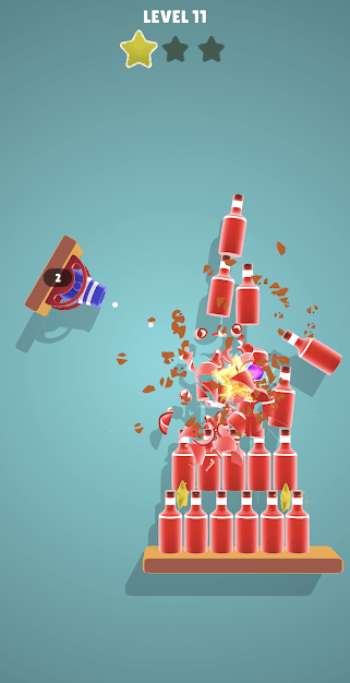 Bottle Smash! Android Game Image 2