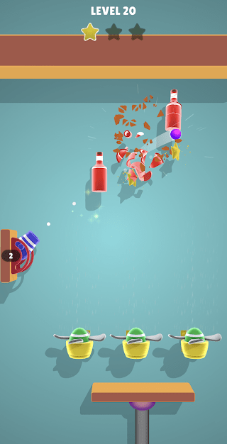 Bottle Smash! Android Game Image 4