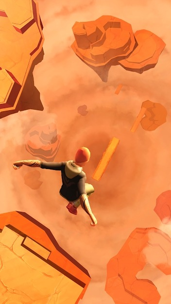 Sky Dancer: Seven Worlds Android Game Image 4