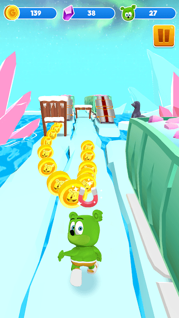 Gummy Bear Running - Endless Runner 2020 Android Game Image 3