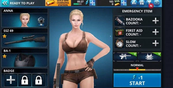 Sniper Girls - FPS Android Game Image 2