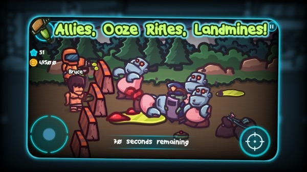 Zombie Guard 2 Android Game Image 2