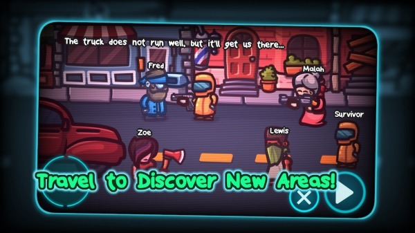 Zombie Guard 2 Android Game Image 3