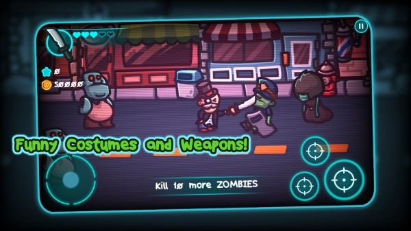 Zombie Guard 2 Android Game Image 5
