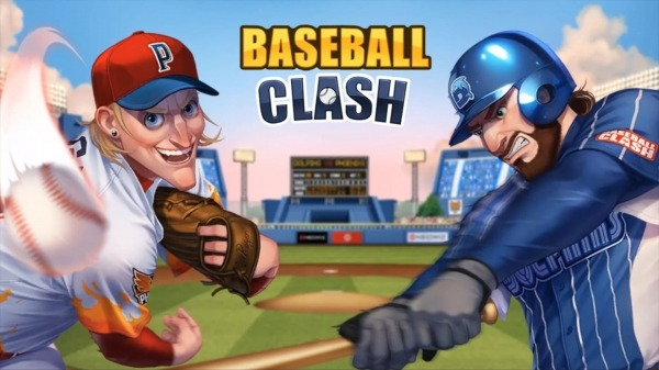 Baseball Clash: Real-time Game Android Game Image 1