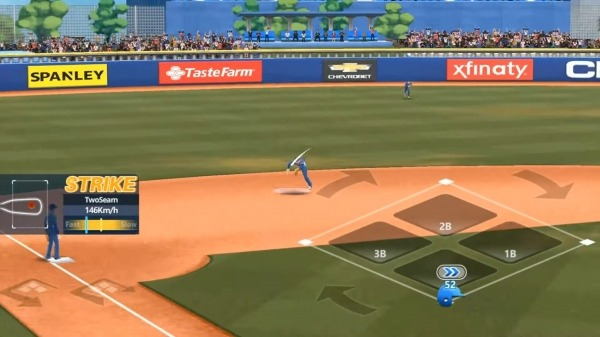 Baseball Clash: Real-time Game Android Game Image 2