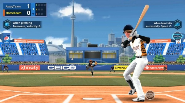 Baseball Clash: Real-time Game Android Game Image 3