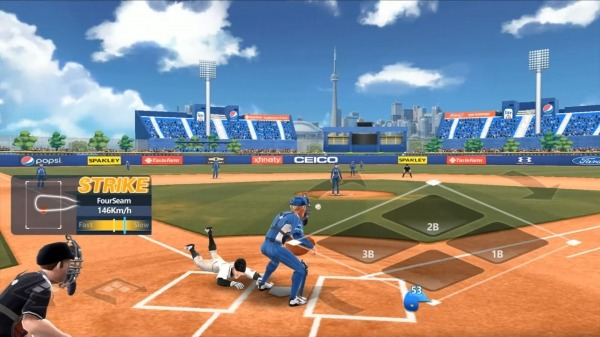 Baseball Clash: Real-time Game Android Game Image 4