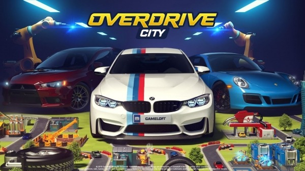 Overdrive City Android Game Image 1