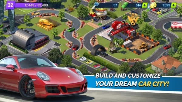 Overdrive City Android Game Image 2
