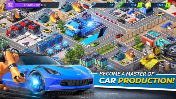Overdrive City Android Game Image 4