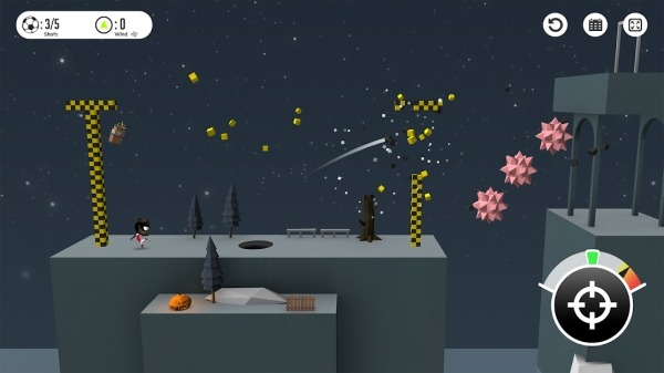 Stickman Trick Soccer Android Game Image 3