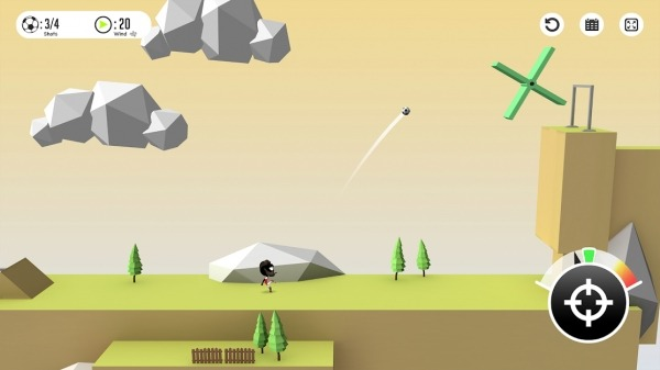 Stickman Trick Soccer Android Game Image 4