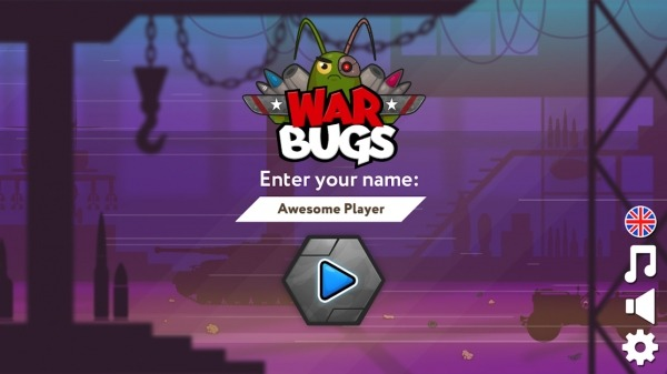 War Bugs - Shooter Android Game Image 1