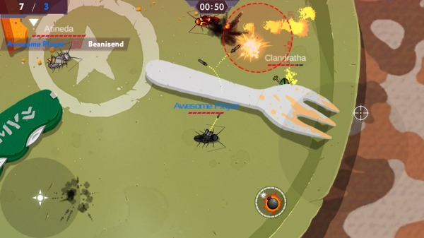 War Bugs - Shooter Android Game Image 4