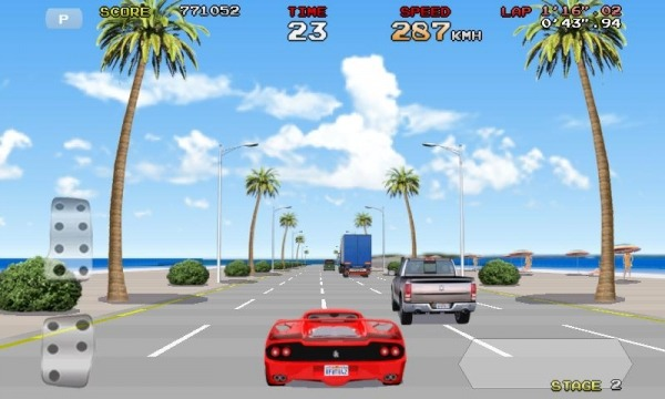 Final Freeway Android Game Image 2
