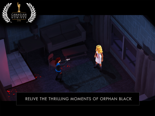Orphan Black: The Game Android Game Image 5