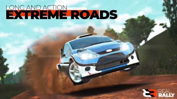 Real Rally Android Game Image 1