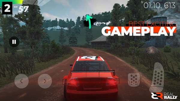 Real Rally Android Game Image 2