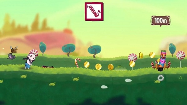 Sweet Meat Rush Android Game Image 2