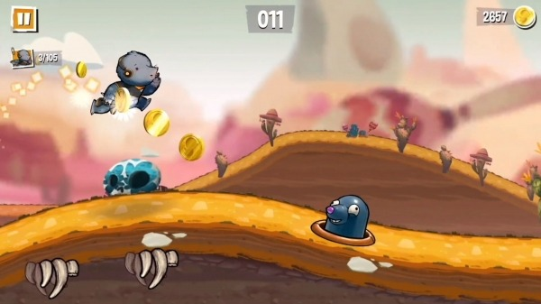 Sweet Meat Rush Android Game Image 4