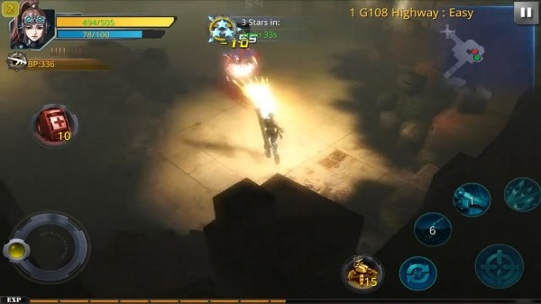 Broken Dawn:Tempest HD Android Game Image 5