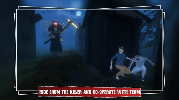 Haunted Fields : Online Survival Horror Escape Android Game Image 1