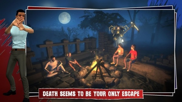 Haunted Fields : Online Survival Horror Escape Android Game Image 3