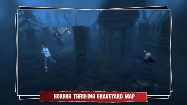 Haunted Fields : Online Survival Horror Escape Android Game Image 5