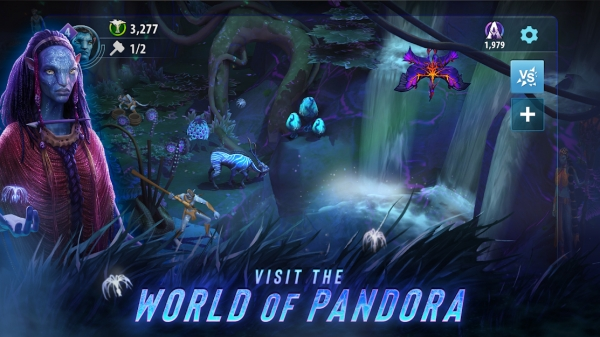 Avatar: Pandora Rising Build And Battle Strategy Android Game Image 3