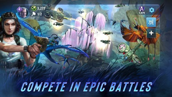 Avatar: Pandora Rising Build And Battle Strategy Android Game Image 4
