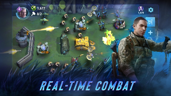 Avatar: Pandora Rising Build And Battle Strategy Android Game Image 5