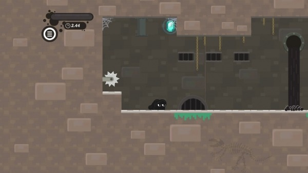 BLACK ALIVE! Android Game Image 1